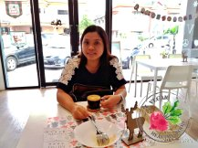 Malaysia Johor Batu Pahat Vegetarian Food Restaurant and Cafe Delicious Food and Beverages 马来西亚 柔佛 峇株巴辖 素食餐厅 和 咖啡厅 美食 我肚子饿了 B50