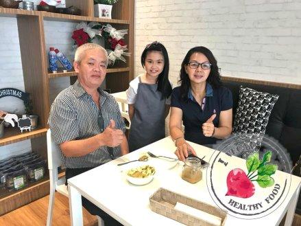 Malaysia Johor Batu Pahat Vegetarian Food Restaurant and Cafe Delicious Food and Beverages 马来西亚 柔佛 峇株巴辖 素食餐厅 和 咖啡厅 美食 我肚子饿了 B52