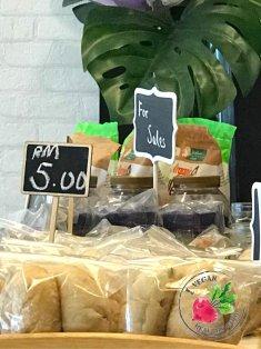 Malaysia Johor Batu Pahat Vegetarian Food Restaurant and Cafe Delicious Food and Beverages 马来西亚 柔佛 峇株巴辖 素食餐厅 和 咖啡厅 美食 我肚子饿了 A25
