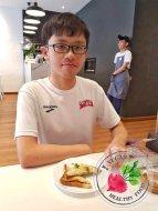 Malaysia Johor Batu Pahat Vegetarian Food Restaurant and Cafe Delicious Food and Beverages 马来西亚 柔佛 峇株巴辖 素食餐厅 和 咖啡厅 美食 我肚子饿了 B53