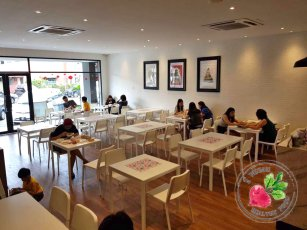Malaysia Johor Batu Pahat Vegetarian Food Restaurant and Cafe Delicious Food and Beverages 马来西亚 柔佛 峇株巴辖 素食餐厅 和 咖啡厅 美食 我肚子饿了 C03