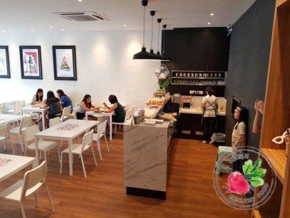 Malaysia Johor Batu Pahat Vegetarian Food Restaurant and Cafe Delicious Food and Beverages 马来西亚 柔佛 峇株巴辖 素食餐厅 和 咖啡厅 美食 我肚子饿了 C15