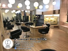 Malaysia Johor Johor Bahru Hair Saloon L Concept Hair Salon for People of Johor Bahru and Singapore Hair Styling Hair Treatment 马来西亚 柔佛 新山美发沙龙 美发店 美发中