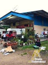 pembunuh nyamuk berkuasa solar untuk luar dan dalam rumah pemasangan percuma alat bunuh nyamuk elektrik 01