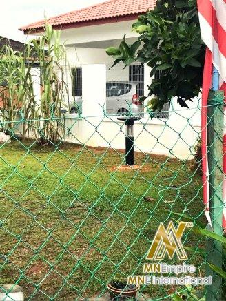 pembunuh nyamuk berkuasa solar untuk luar dan dalam rumah pemasangan percuma alat bunuh nyamuk elektrik 13