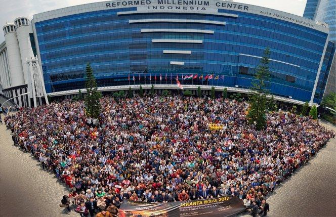 Reformation 500 Reformasi 500 宗教改革 500 Wittenberg 1517 Jakarta 2017 Raymond Ong Effye Ang - Reformed Millennium Center Indonesia 印尼归正千禧中心 A01.jpg