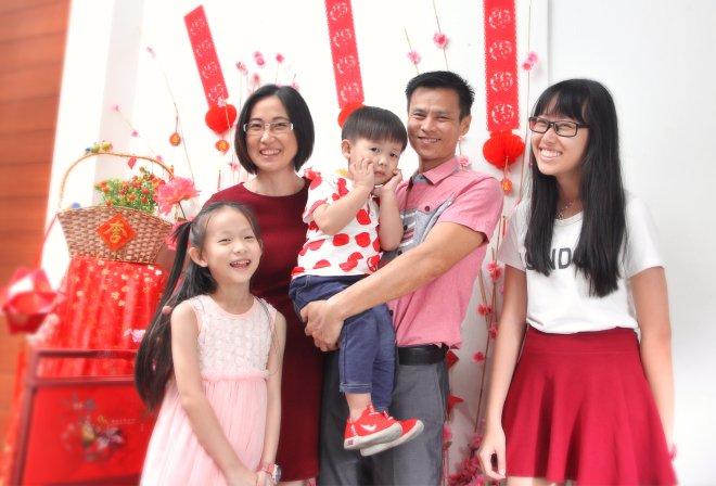 2018年 司提反团契 家庭 全家福 Stephen Ministries Family Group Photo 2018 B05