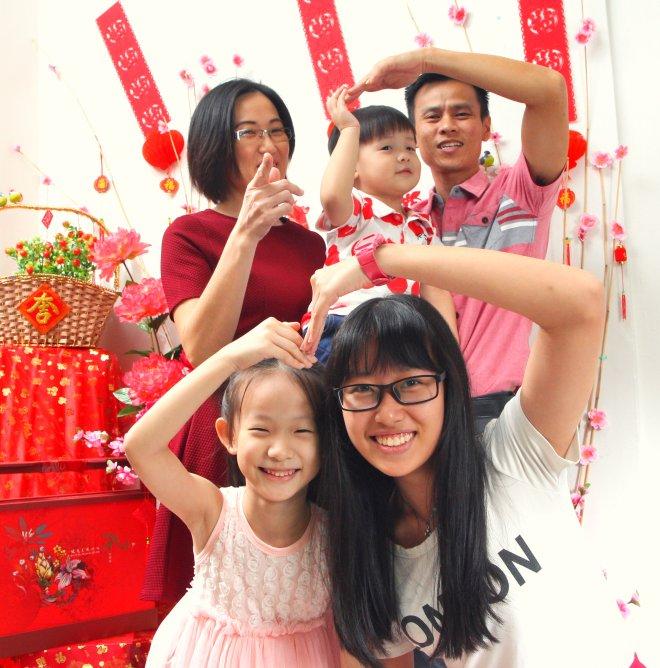 2018年 司提反团契 家庭 全家福 Stephen Ministries Family Group Photo 2018 B06