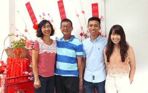 2018年 司提反团契 家庭 全家福 Stephen Ministries Family Group Photo 2018 C05