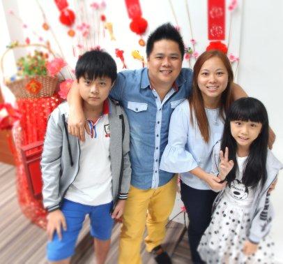 2018年 司提反团契 家庭 全家福 Stephen Ministries Family Group Photo 2018 Hai Hai Ang Kian Hai and Micky Lim H03