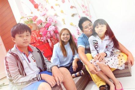 2018年 司提反团契 家庭 全家福 Stephen Ministries Family Group Photo 2018 Hai Hai Ang Kian Hai and Micky Lim H08