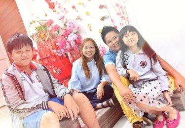 2018年 司提反团契 家庭 全家福 Stephen Ministries Family Group Photo 2018 Hai Hai Ang Kian Hai and Micky Lim H09
