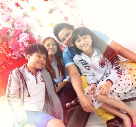 2018年 司提反团契 家庭 全家福 Stephen Ministries Family Group Photo 2018 Hai Hai Ang Kian Hai and Micky Lim H10