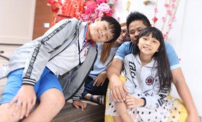 2018年 司提反团契 家庭 全家福 Stephen Ministries Family Group Photo 2018 Hai Hai Ang Kian Hai and Micky Lim H12