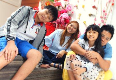 2018年 司提反团契 家庭 全家福 Stephen Ministries Family Group Photo 2018 Hai Hai Ang Kian Hai and Micky Lim H13