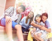 2018年 司提反团契 家庭 全家福 Stephen Ministries Family Group Photo 2018 Hai Hai Ang Kian Hai and Micky Lim H14