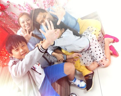2018年 司提反团契 家庭 全家福 Stephen Ministries Family Group Photo 2018 Hai Hai Ang Kian Hai and Micky Lim H18