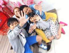 2018年 司提反团契 家庭 全家福 Stephen Ministries Family Group Photo 2018 Hai Hai Ang Kian Hai and Micky Lim H19