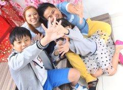 2018年 司提反团契 家庭 全家福 Stephen Ministries Family Group Photo 2018 Hai Hai Ang Kian Hai and Micky Lim H20
