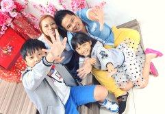 2018年 司提反团契 家庭 全家福 Stephen Ministries Family Group Photo 2018 Hai Hai Ang Kian Hai and Micky Lim H21