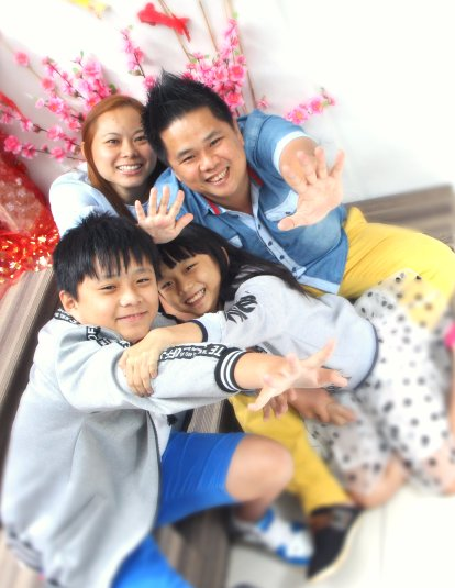 2018年 司提反团契 家庭 全家福 Stephen Ministries Family Group Photo 2018 Hai Hai Ang Kian Hai and Micky Lim H22