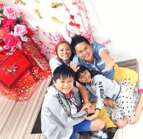 2018年 司提反团契 家庭 全家福 Stephen Ministries Family Group Photo 2018 Hai Hai Ang Kian Hai and Micky Lim H23