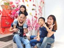 2018年 司提反团契 家庭 全家福 Stephen Ministries Family Group Photo 2018 K C Gan Kim Chai and Grace Teo Cai Xia G03