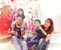 2018年 司提反团契 家庭 全家福 Stephen Ministries Family Group Photo 2018 K C Gan Kim Chai and Grace Teo Cai Xia G04