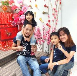 2018年 司提反团契 家庭 全家福 Stephen Ministries Family Group Photo 2018 K C Gan Kim Chai and Grace Teo Cai Xia G05