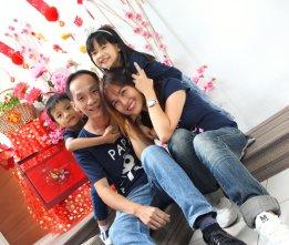 2018年 司提反团契 家庭 全家福 Stephen Ministries Family Group Photo 2018 K C Gan Kim Chai and Grace Teo Cai Xia G06