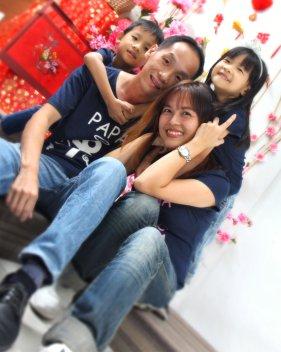 2018年 司提反团契 家庭 全家福 Stephen Ministries Family Group Photo 2018 K C Gan Kim Chai and Grace Teo Cai Xia G08