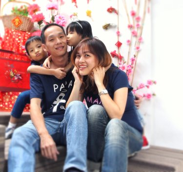 2018年 司提反团契 家庭 全家福 Stephen Ministries Family Group Photo 2018 K C Gan Kim Chai and Grace Teo Cai Xia G09
