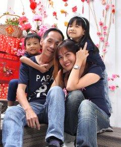 2018年 司提反团契 家庭 全家福 Stephen Ministries Family Group Photo 2018 K C Gan Kim Chai and Grace Teo Cai Xia G10