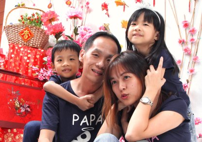 2018年 司提反团契 家庭 全家福 Stephen Ministries Family Group Photo 2018 K C Gan Kim Chai and Grace Teo Cai Xia G11