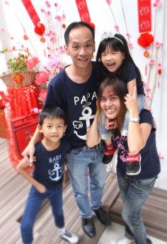 2018年 司提反团契 家庭 全家福 Stephen Ministries Family Group Photo 2018 K C Gan Kim Chai and Grace Teo Cai Xia G15