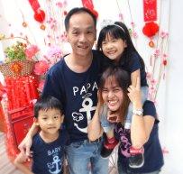 2018年 司提反团契 家庭 全家福 Stephen Ministries Family Group Photo 2018 K C Gan Kim Chai and Grace Teo Cai Xia G16