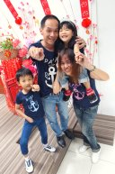 2018年 司提反团契 家庭 全家福 Stephen Ministries Family Group Photo 2018 K C Gan Kim Chai and Grace Teo Cai Xia G17