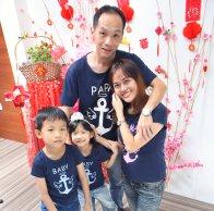 2018年 司提反团契 家庭 全家福 Stephen Ministries Family Group Photo 2018 K C Gan Kim Chai and Grace Teo Cai Xia G18