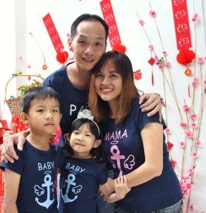 2018年 司提反团契 家庭 全家福 Stephen Ministries Family Group Photo 2018 K C Gan Kim Chai and Grace Teo Cai Xia G21