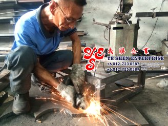 Batu Pahat Machinery Repair Hydralic System Design Machine Hardware Ye Shen Enterprise Johor Malaysia 峇株巴辖 义胜企业 義勝企業 机械维修 机械五金 车床 A01-02