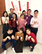 Raymond Ong Effye Ang Chinese New Year 2018 Gereja Joy Soga Batu Pahat Johor Malaysia 农历新春2018 苏雅喜乐教堂 B006