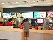 Raymond Ong Effye Ang Chinese New Year 2018 McDonald Batu Pahat Johor Malaysia 农历新春2018 麦当劳 B018