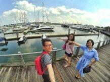 Raymond Ong Effye Ang Wai Shim Kong Chinese New Year 2018 Gathering at Senibong Cove Yews Cafe Johor Bahru Johor Malaysia 农历新年聚会 新山 柔佛 马来西亚 A14