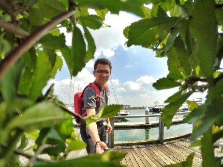 Raymond Ong Effye Ang Wai Shim Kong Chinese New Year 2018 Gathering at Senibong Cove Yews Cafe Johor Bahru Johor Malaysia 农历新年聚会 新山 柔佛 马来西亚 A15