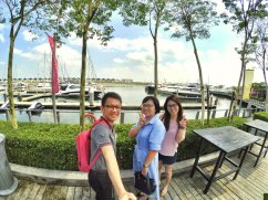 Raymond Ong Effye Ang Wai Shim Kong Chinese New Year 2018 Gathering at Senibong Cove Yews Cafe Johor Bahru Johor Malaysia 农历新年聚会 新山 柔佛 马来西亚 A07