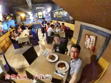 Raymond Ong Effye Ang work together Fighting for Future Crazy Life 陪我发疯 陪我癫 Wedding Anniversary at La France Western Food Batu Pahat A12