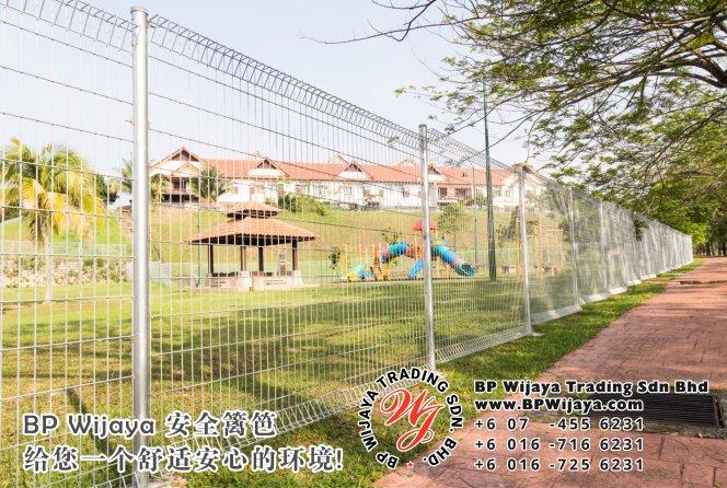 BP Wijaya Trading Sdn Bhd 马来西亚 雪兰莪 吉隆坡 安全 篱笆 制造商 提供 篱笆 建筑材料 给 发展商 花园 公寓 住家 工厂 果园 社会 安全藩篱 建设 A01-01
