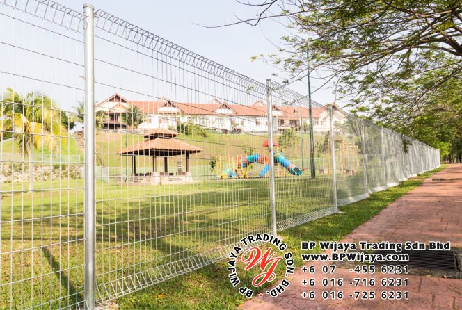 BP Wijaya Trading Sdn Bhd Malaysia Selangor Kuala Lumpur manufacturer of safety fences building materials for housing construction site Security fencing factory security home security A01-01