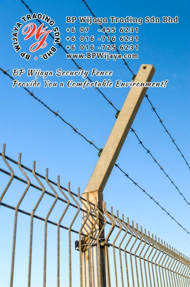BP Wijaya Trading Sdn Bhd Malaysia Selangor Kuala Lumpur manufacturer of safety fences building materials for housing construction site Security fencing factory security home security A02-12