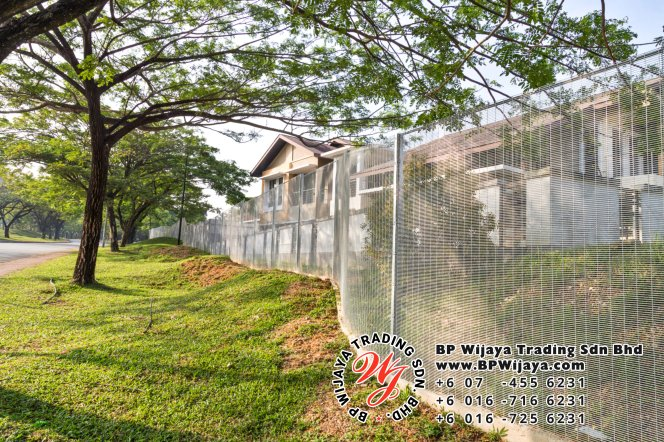BP Wijaya Trading Sdn Bhd Malaysia Selangor Kuala Lumpur manufacturer of safety fences building materials for housing construction site Security fencing factory security home security A01-04